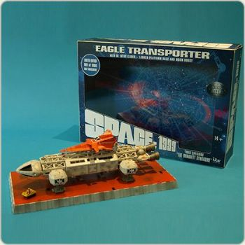 Space 1999 Eagle Transporter Diecast Set 3 The Immunity Syndrome